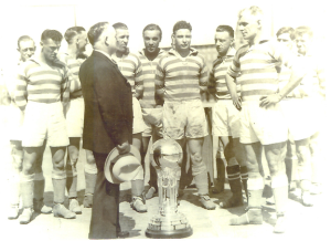 The Fall River Marksmen, and the 1931 Challenge Cup