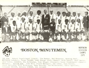 The 1975 Boston Minutemen