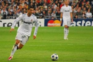 Cristiano Ronaldo and Real Madrid will face Atletico Madrid in the Champions League finalphoto credit: Jan S0L0 via photopin cc